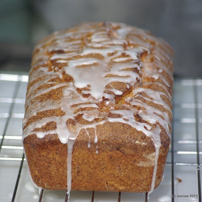 Pineapple Loaf with Lime Glaze | Bread | Pinterest