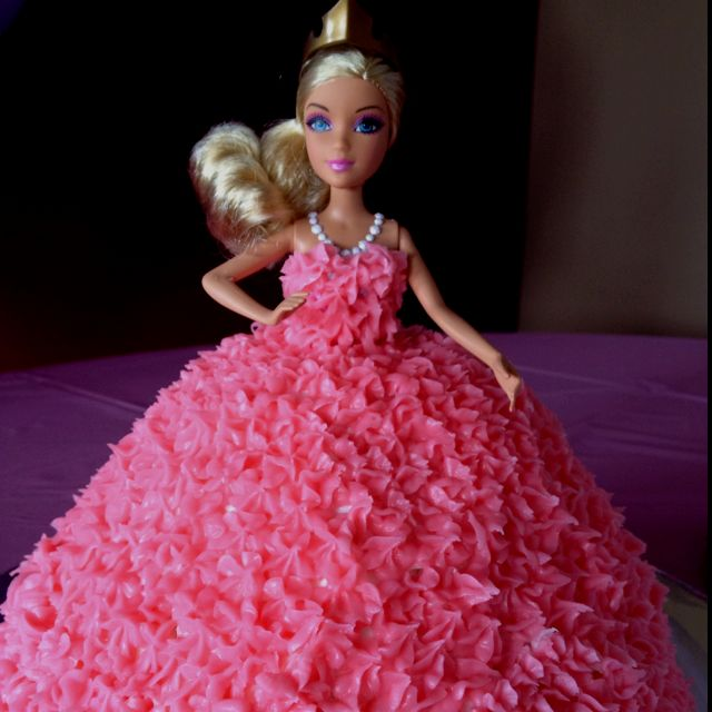 Princess Doll Cake Images : Princess doll cake Birthday Parties Pinterest