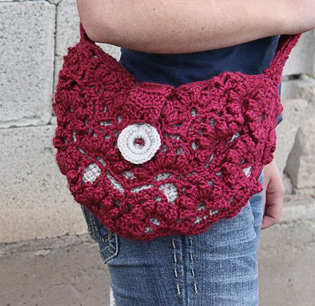 CROCHET PATTERN PDF Zoe Purse - Permission To Sell Finished Items
