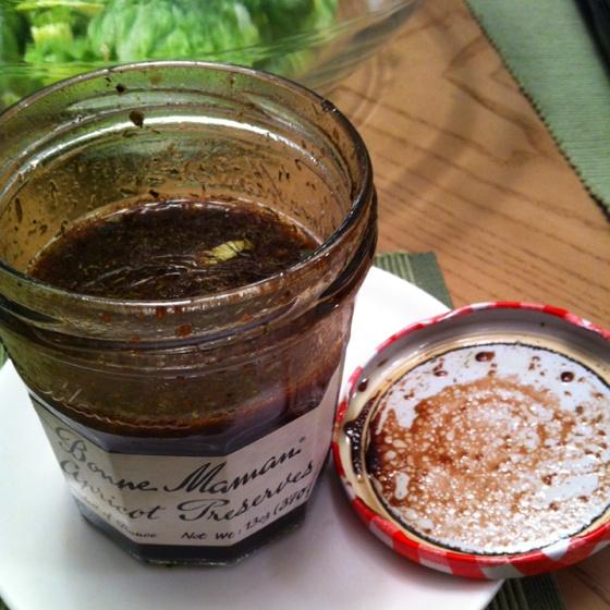 Homemade balsamic vinaigrette :) | Yummy | Pinterest