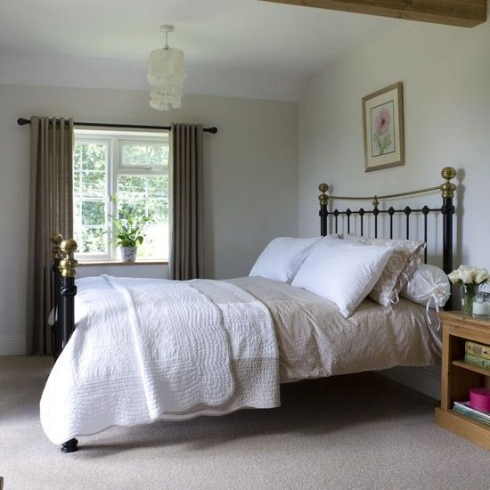 Neutral Master Bedroom Bedroom Bliss Pinterest