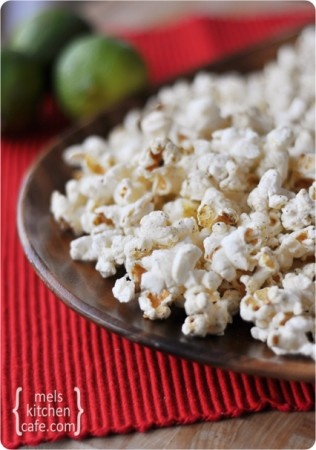 Chile Lime Popcorn is good - but season your fave tortilla chips in ...