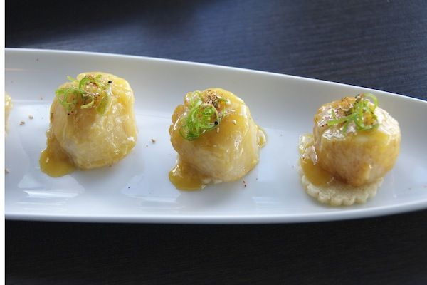 miso scallop | Appetizers | Pinterest