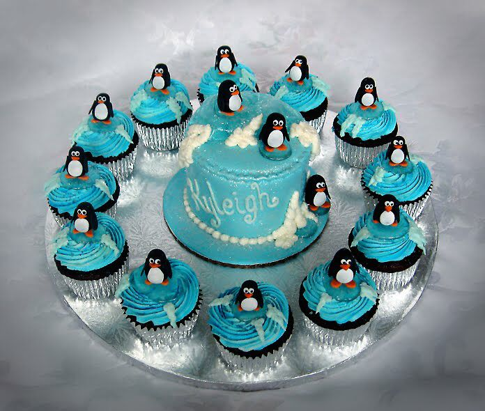 penguin baby shower baby shower ideas pinterest
