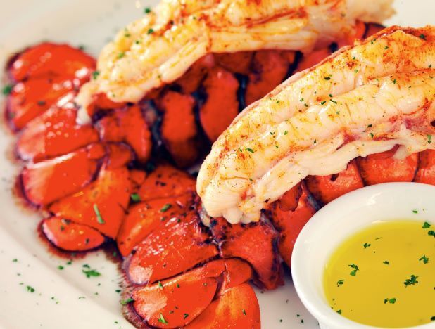 Twin Lobster Tails | Mastro's | Pinterest