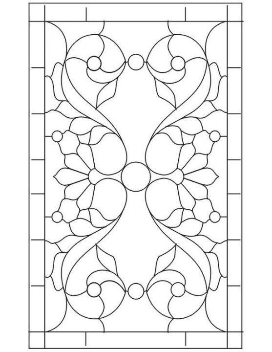 stained glass pattern | Stained Glass Patterns | Pinterest: pinterest.com/pin/102879172711720727