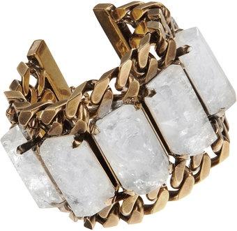 GIVENCHY Rock Crystal Bracelet   dressmesweetiedarling