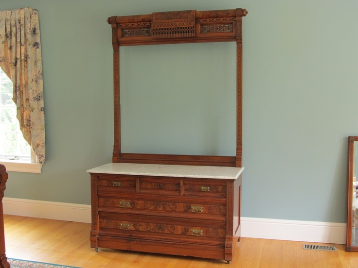 antique vintage victorian eastlake walnut bedroom set http cgi