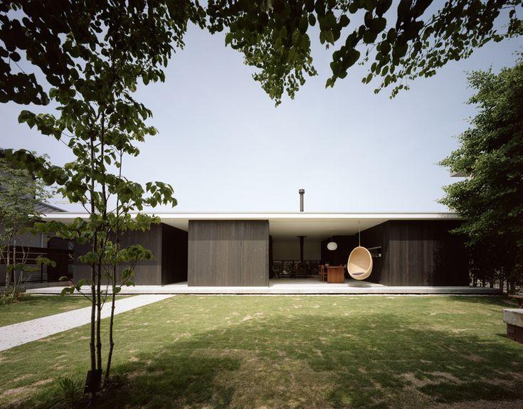Niwa no SUMIKA (House of garden) / mA-style architects