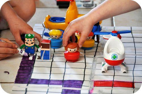 настольные игры своими руками для мальчиков