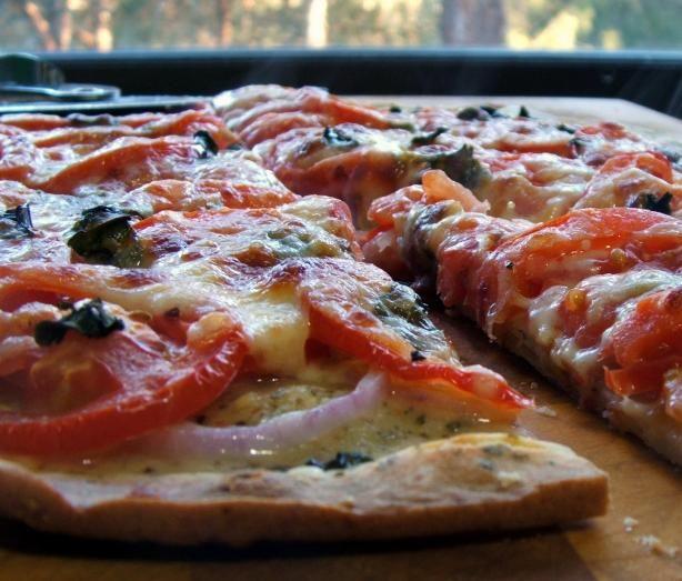 Yeast-Free Pizza Crust (Gluten-Free) | Recipe