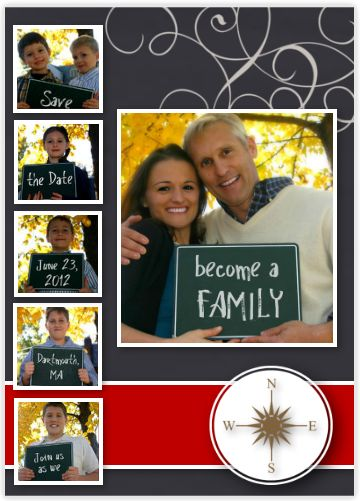 Wedding Gift Ideas Blended Family : Blended Family Wedding Photo Ideas For a blended family
