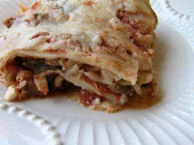 Gluten-free lasagna | Gluten free meal ideas | Pinterest