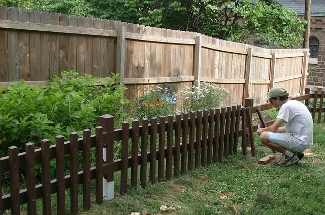 Pin by jenn moeny on garden ideas pinterest - Garden ideas to keep animals out ...