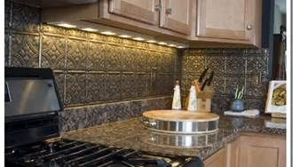 inexpensive easy backsplash home kitchen counters