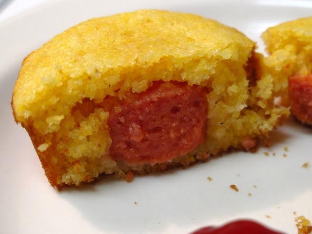 Mini Corn Dog Muffins | appetizers | Pinterest