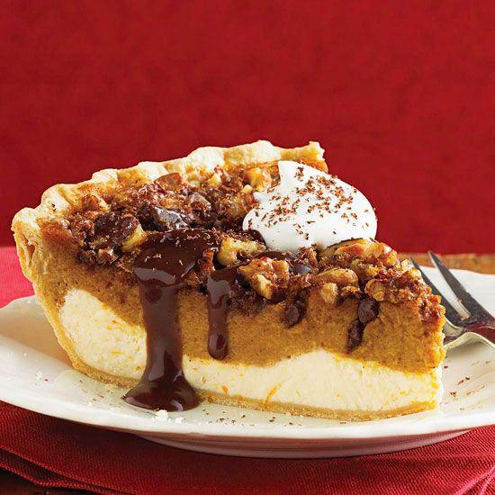 Pumpkin Praline Pie | food | Pinterest
