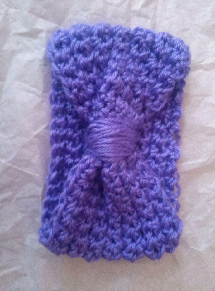 Crochet Ear Warmer : quick crochet ear warmer Crocheting Pinterest