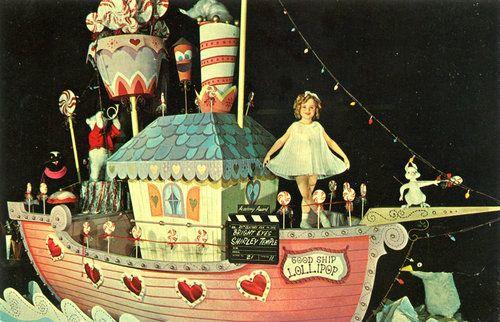 The Good Ship Lollipop | Lollipops | Pinterest
