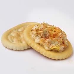 Parmesan Artichoke Spread Allrecipes.com. In medium bowl combine ...