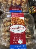 Camilla S Sweet Belgian Waffles 855971002450
