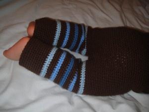 Free knitting pattern Das Monster baby pants - InfoBarrel
