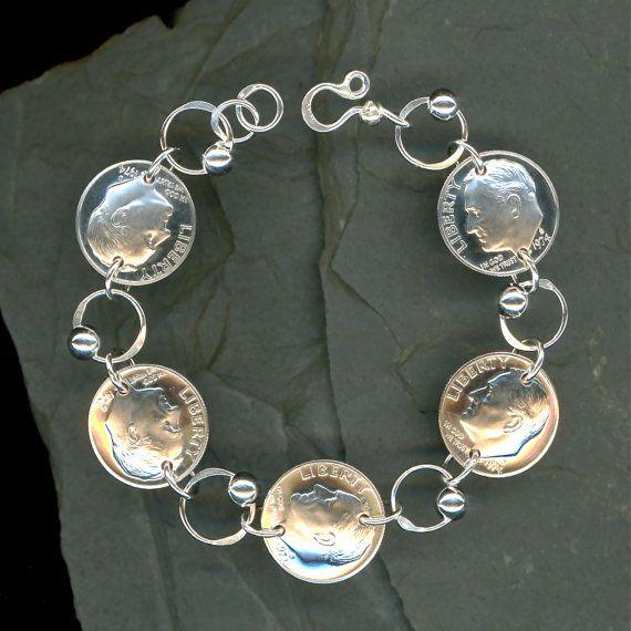40th Wedding Anniversary Gift Jewelry : ... Bracelet 40th Anniversary Gift Jewelry 1974 40th Birthday Gift Women