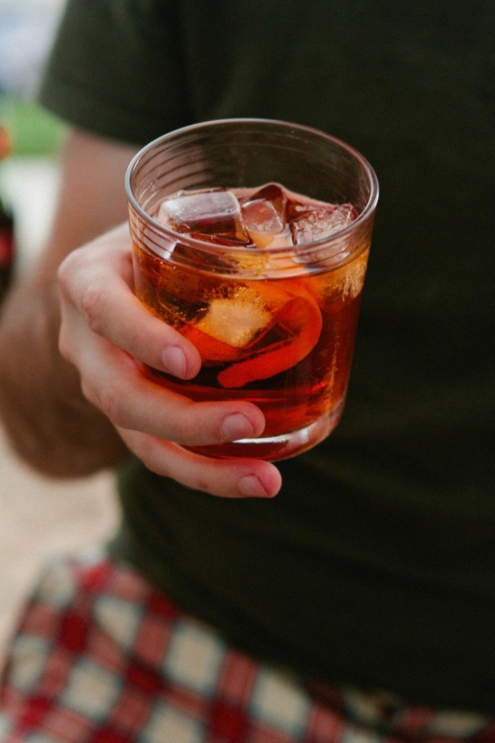 Classic Negroni Recipe — Dishmaps