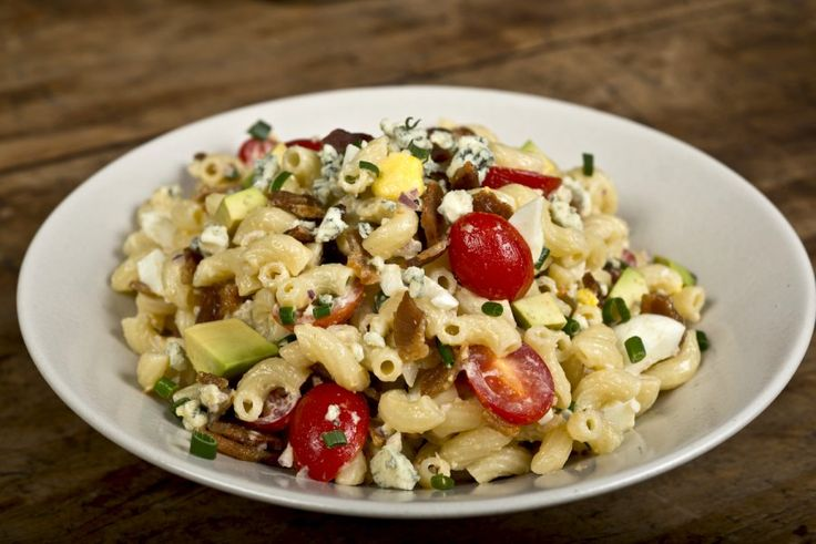 Cobb Macaroni Salad from Food Republic (http://punchfork.com/recipe/Cobb-Macaroni-Salad-Food-Republic)