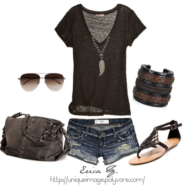 Summer Days #7, created by uniqueimage on Polyvore
