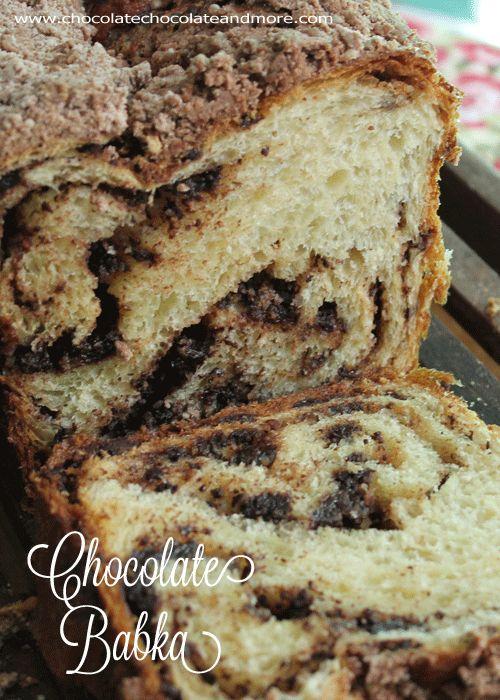 Chocolate Babka | Recipe