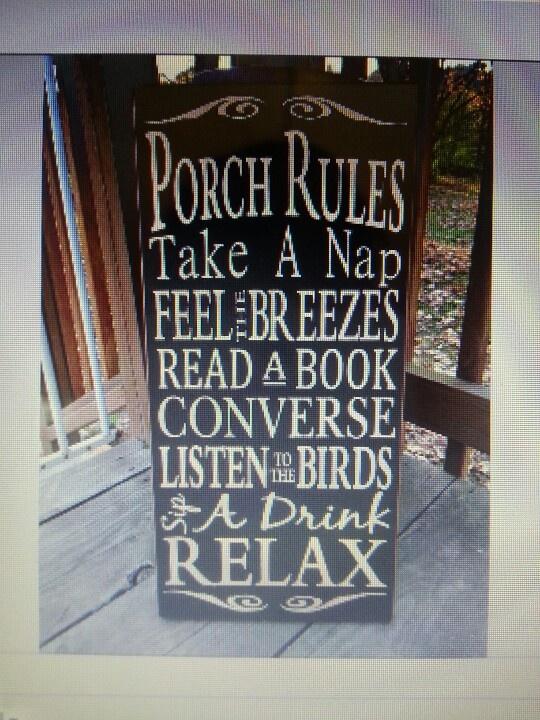 Porch Quotes Quotesgram
