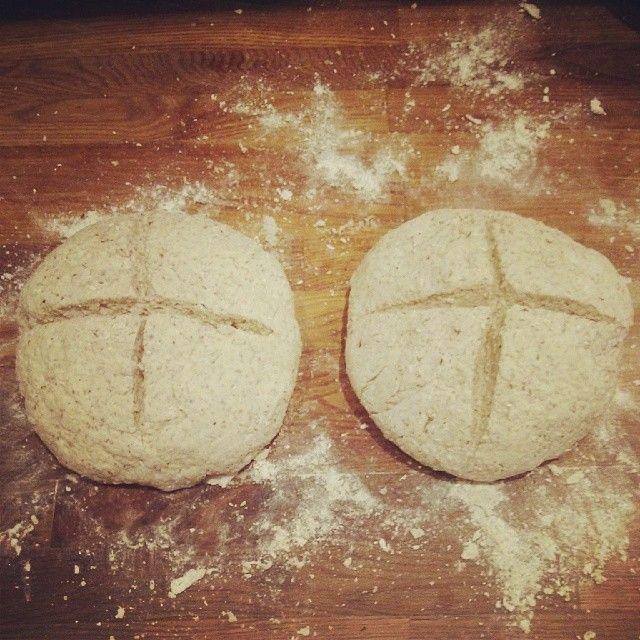 Irish Brown Soda Bread | Taste Tested | Pinterest
