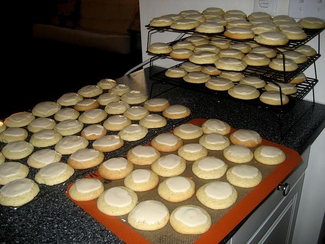 buttermilk cookies | food | Pinterest