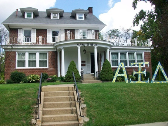 AXiD at Mount Union....home sweet home.