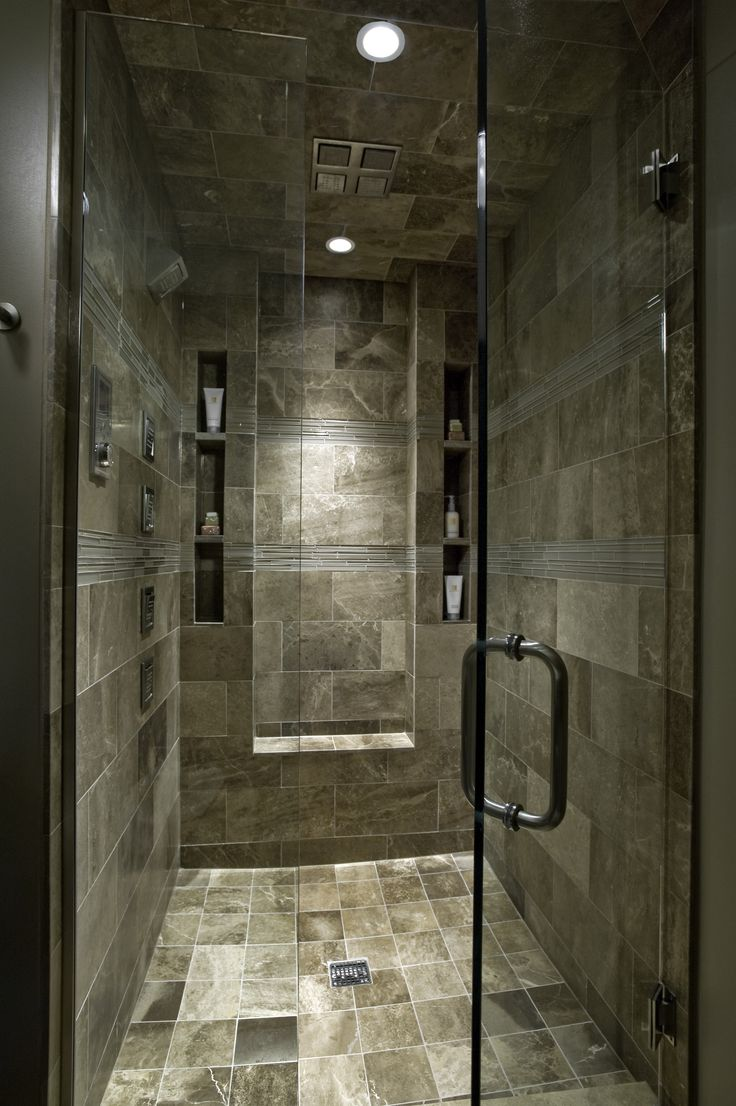 Pin by sam garrett on how my house will be built pinterest for Bathroom shower designs