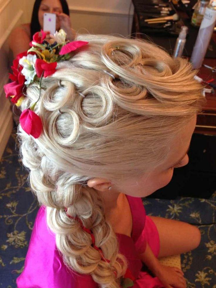 Wedding Ukrainian Hairstyle | Hair | Pinterest