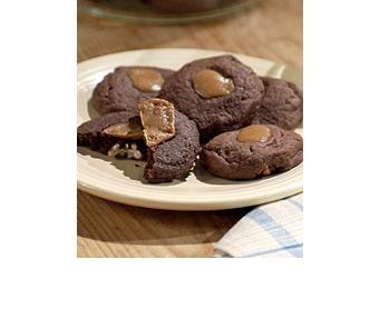 Chocolate-Caramel Surprise   Recipes   Pinterest