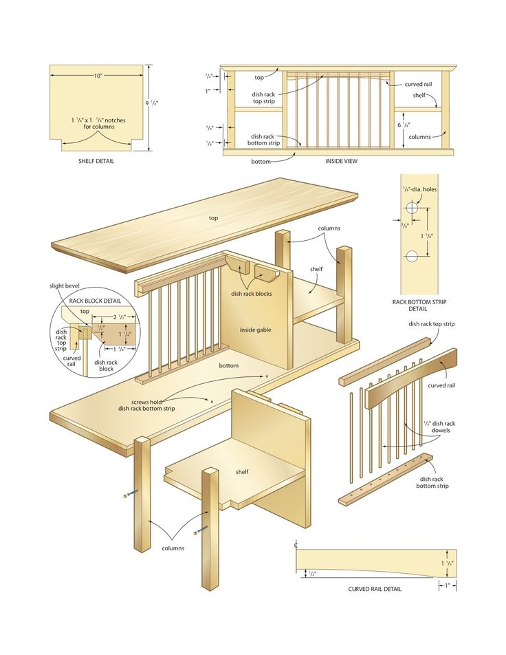 woodworking plans - wood projects for beginnersfree wood plans ...