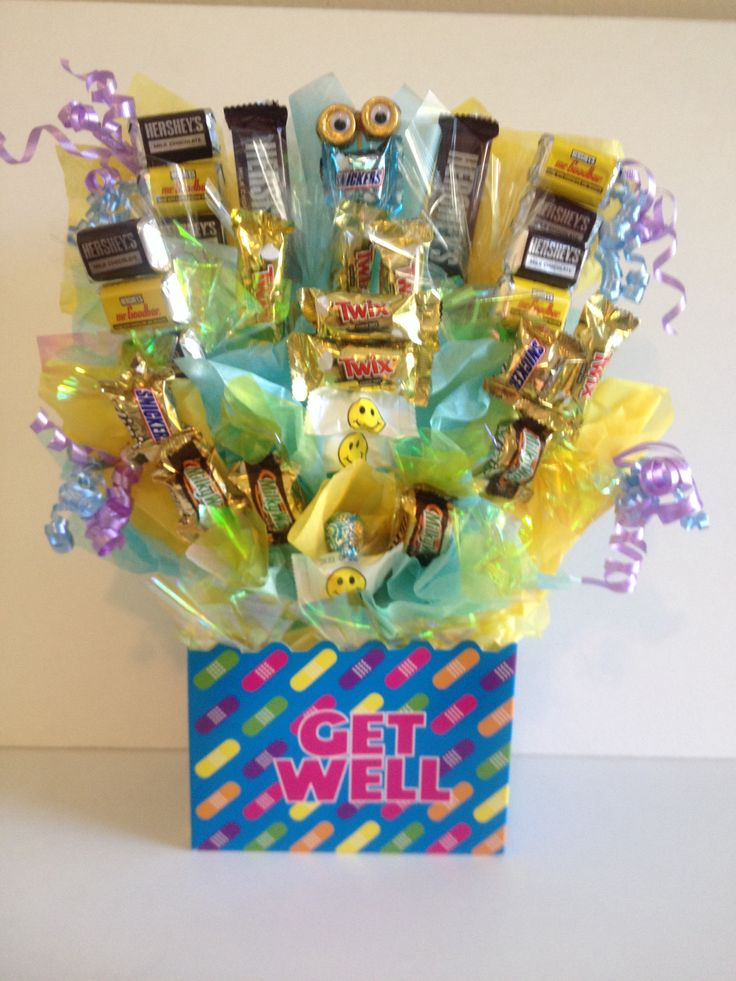 Pinterest candy gifts | just b.CAUSE