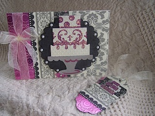 "Fantabulous Cricut Challenge Blog: Fantabulous Friday - ""Tie the Knot"""