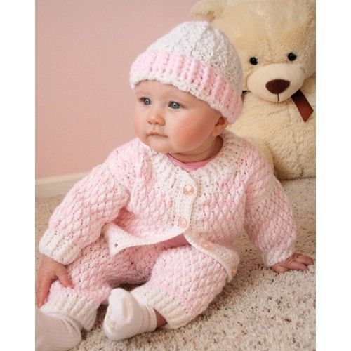 Crochet Newborn Outfits : Crochet Baby Outfits