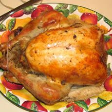 Easy Herb Roasted Turkey Recipe | [Thanksgiving] | Pinterest