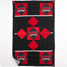 North Carolina State Patchwork Quilt