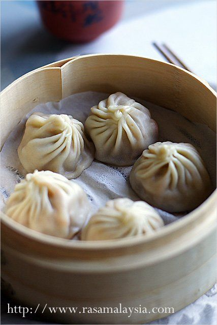 Xiao Long Bao, my favourite is from Lao Beijing!!!