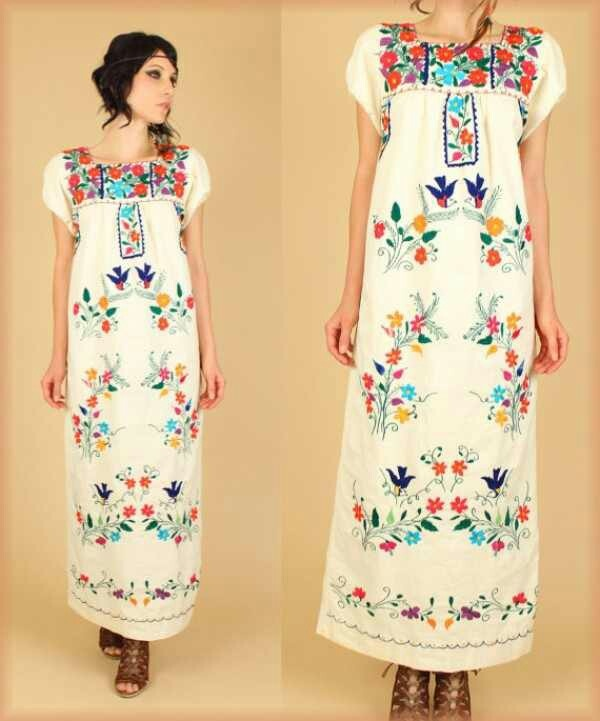 traditional mexican wedding dress my style pinterest