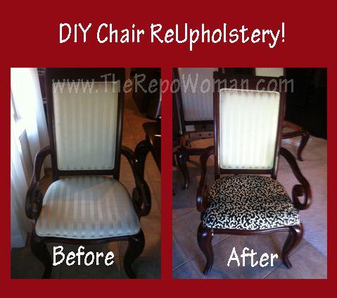 Chair Upholstery Made Easy Upholstery Tips Pinterest