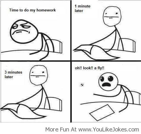find homework