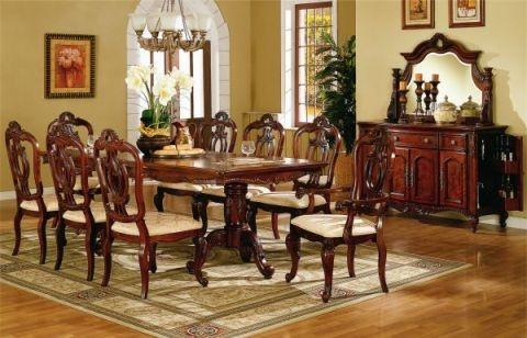 fine dining room sets dining room design and furniture pinterest
