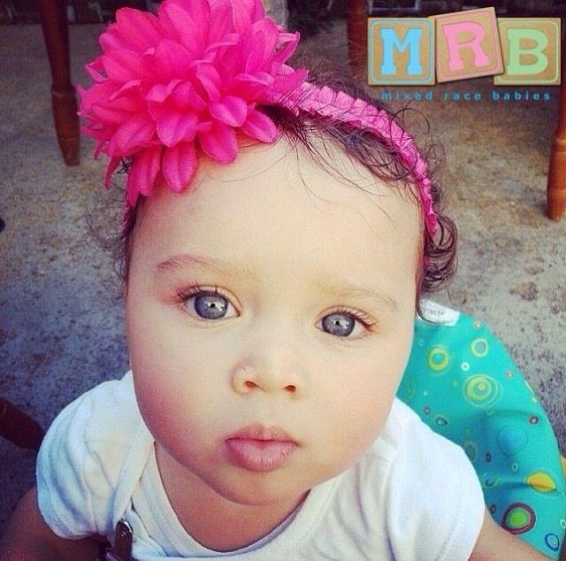 Mixed Race Babies | Multicultural BEAUTY | Pinterest